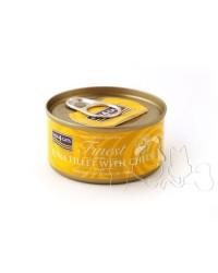 Fish4Cats filetti di tonno con formaggio umido gatto 70g