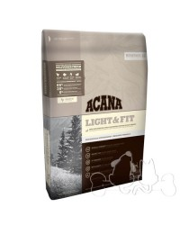 Acana Cane Adult Light e Fit Heritage