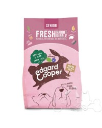 Edgard & Cooper Cane Senior Coniglio Broccoli e Prugna