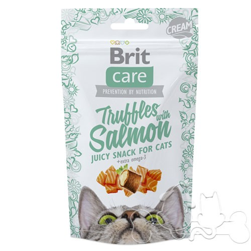 Brit Care Snack Gatto Truffles with Salmon