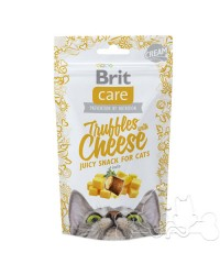 Brit Care Snack Gatto Truffles with Cheese