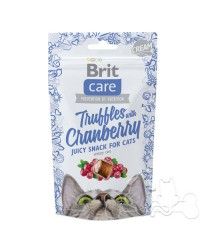 Brit Care Snack Gatto Truffles with Cranberry