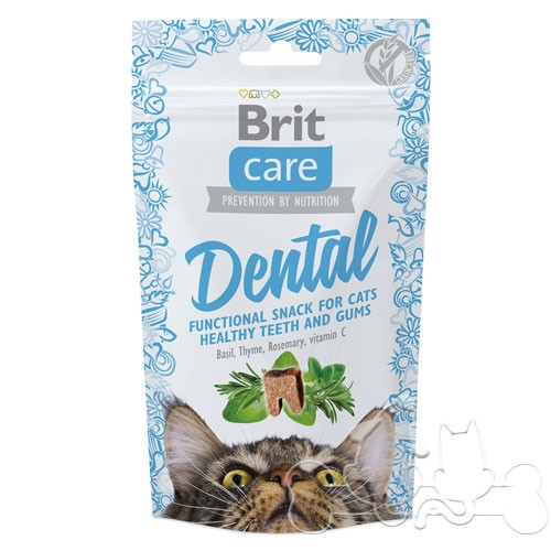 Brit Care Snack Gatto Dental