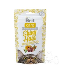 Brit Care Snack Gatto Shiny Hair