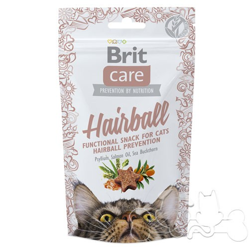 Brit Care Snack Gatto Hairball