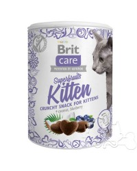 Brit Care Snack Gatto Superfruits Kittens