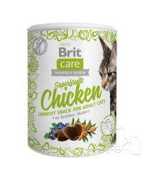 Brit Care Snack Gatto Superfruits Chicken