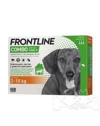 Frontline Combo 2-10 kg Spot On Antiparassitario per Cani