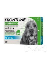 Frontline Combo 10-20 kg Spot On Antiparassitario per Cani
