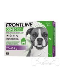Frontline Combo 20-40 kg Spot On Antiparassitario per Cani