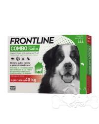 Frontline Combo 40-60 kg Spot On Antiparassitario per Cani