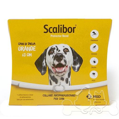 Scalibor Collare Antiparassitario per Cani Taglia Grande