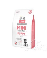 Brit Care Mini Cane Puppy Agnello