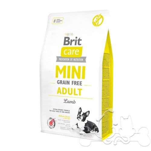 Brit Care Mini Cane Adult Agnello