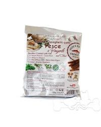 Officinalis Spaghetti Pesce e Vongole Snack per Cani