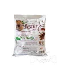 Officinalis Spaghetti al Cinghiale Snack per Cani