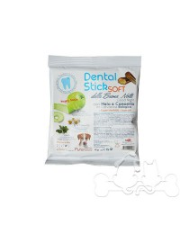 Officinalis DentalStick Buonanotte Mela e Camomilla Snack per Cani