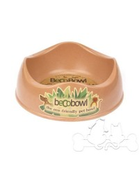 Beco Bowl Ciotola Eco-Compatibile per Cane Marrone