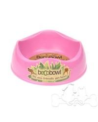 Beco Bowl Ciotola Eco-Compatibile per Cane Rosa