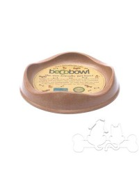 Beco Bowl Ciotola Eco-Compatibile per Gatto Marrone