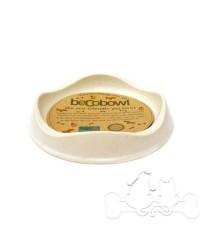 Beco Bowl Ciotola Eco-Compatibile per Gatto colore Naturale