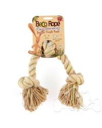 Beco Rope Corda Jungle Triple Knot per Cani