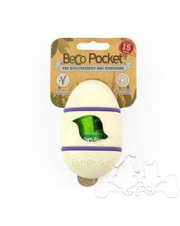 Beco Pocket Porta Sacchettini eco-compatibile colore Naturale