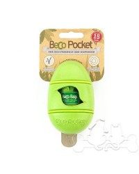 Beco Pocket Porta Sacchettini eco-compatibile Verde