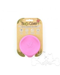 Beco Cover Coprilattina in Silicone Rosa