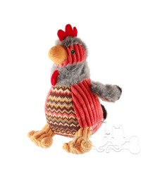 Hugglehounds Plush Gallo per Cani