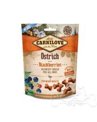 Carnilove Struzzo e More Snack Croccante per Cani