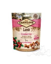 Carnilove Agnello e Mirtilli Snack Croccante per Cani