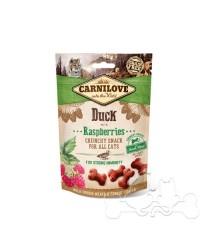 Carnilove Anatra e Lamponi Snack Croccante per Gatti