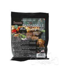 Officinalis Pappardelle al Cinghiale Snack per Cani