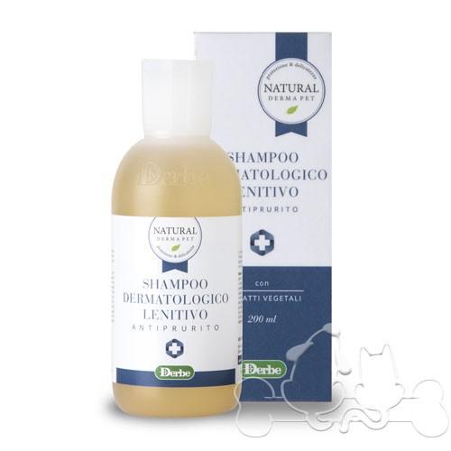 Derbe Shampoo Dermatologico Lenitivo Antiprurito per Cani