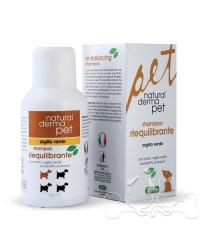 Derbe Shampoo Riequilibrante all'Argilla Verde per Cani