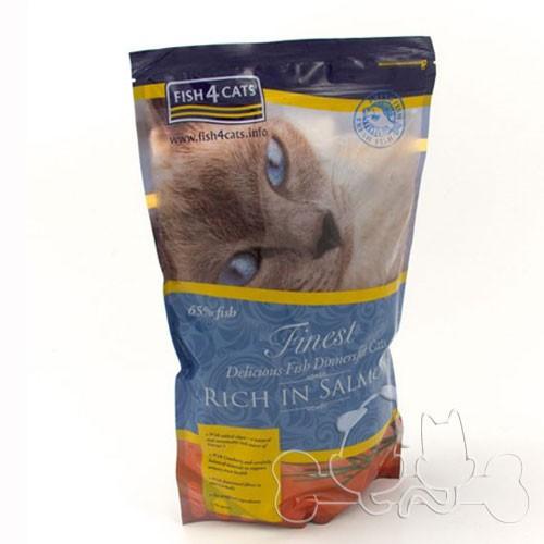 Fish4Cats gatto salmone