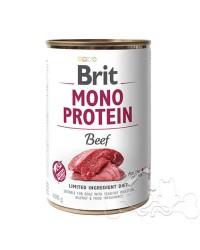 Brit Umido Cane Monoproteico Manzo