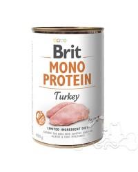 Brit Umido Cane Monoproteico Tacchino