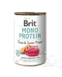Brit Umido Cane Monoproteico Tonno e Patate Dolci