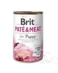 Brit Umido Cane patè e pezzi per Cuccioli
