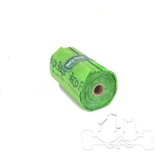 Beco Bags Sacchettini di Ricambio Singolo Biodegradabili