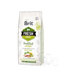 Brit Fresh Cane Run & Work Anatra e Miglio