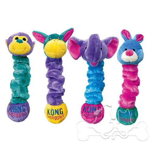 Kong Squiggles Gioco per Cani