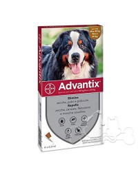 Advantix Spot On ole 40 Kg Antiparassitario per cani