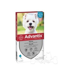 Advantix Spot On 4-10 Kg Antiparassitario per cani