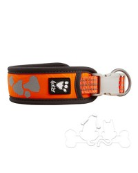 Collare Hurtta Weekend Warrior Arancio Fluo