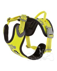 Pettorina Hurtta Weekend Warrior Giallo Fluo