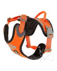 Pettorina Hurtta Weekend Warrior Arancio Fluo