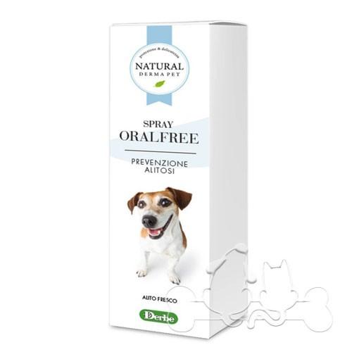 Derbe Spray Oralfree per Cani Prevenzione Alitosi